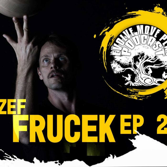 The Body as Poetry with Jozef Frucek: EMP Podcast 28