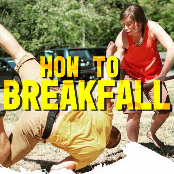 How to Breakfall for Natural Movement and Parkour