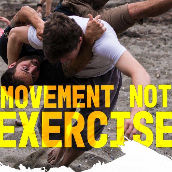 Transform Yourself Through Movement, Not Exercise!