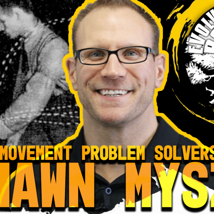Creating Movement Problem Solvers with Shawn Myszka: EMP Podcast 37