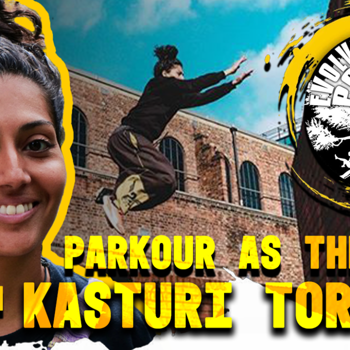 Parkour as Therapy with Kasturi Torchia: EMP Podcast 39