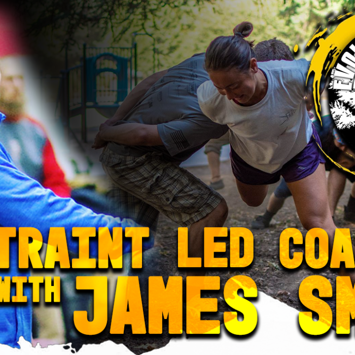 Constraint Led Coaching with James Smith: EMP Podcast 40