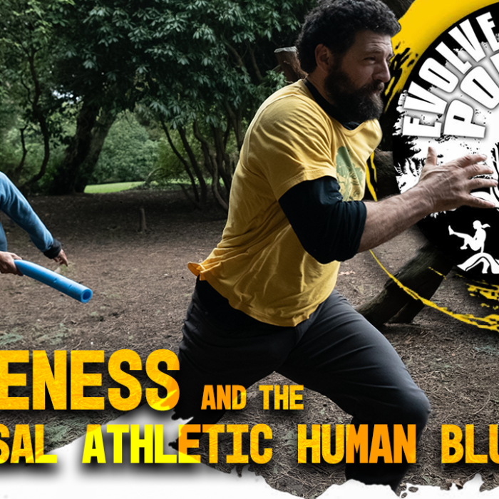 Aliveness and the Universal Athletic Human Blueprint: EMP Podcast 41