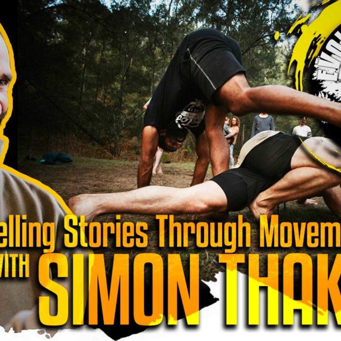 Telling Stories Through Movement With Simon Thakur: EMP Podcast 47