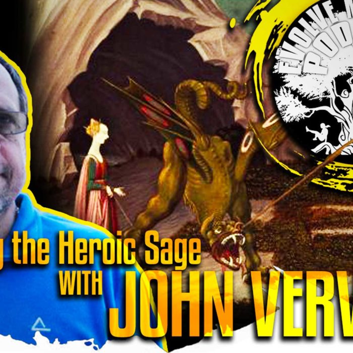 Cultivating the Heroic Sage with John Vervaeke: EMP Podcast 48